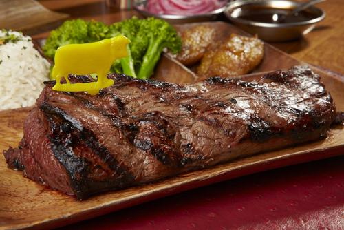Churrasco Argentino   The Gaucho Steak juicy  tender  amp  lean